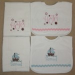 Bib & Burp Gift Set 1
