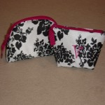 Makeup Bag in Floral Print