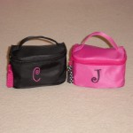 Makeup Bag with Handle